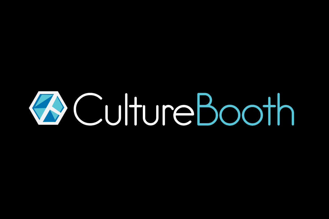 Culture Booth logo design