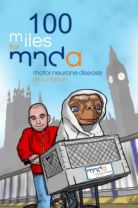 MNDA Charity illustration
